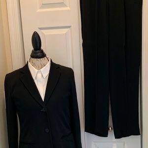 DKNY Black Jacket & Pant